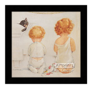 And Don't Forget Chessie - Framed Art Print