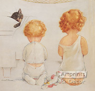 And Don't Forget Chessie by Lemuel Thomas - Art Print