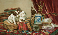 Home Fancies by C.L. Van Vredenburgh - Art Print