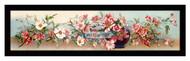 Wild Roses - Framed Art Print