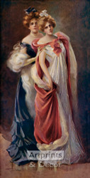 Dressed for the Ball by Philip Boileau - Art Print