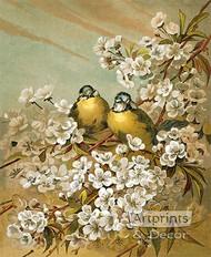 Springtime by Hector Giacomelli - Art Print