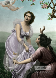 Nest Robbers by Edouard Bisson - Art Print