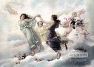 Aurora by L. Capaldo - Art Print