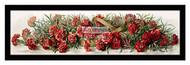 Carnations by Grace Barton Allen - Framed Art Print