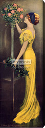 Grace by Charles Allan Gilbert - Stretched Canvas Art Print