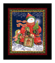 Merry Moments - Framed Art Print