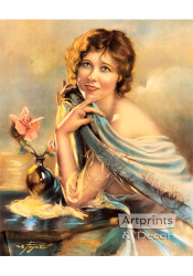 Charming by W.B. Poynter - Art Print