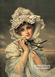 Emily by Francois Martin-Kavel - Art Print