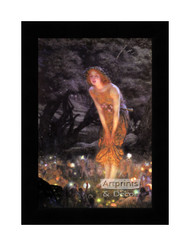 Midsummer Eve - Framed Art Print