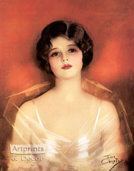 A Princess of Today by Earl F. Christy - Art Print