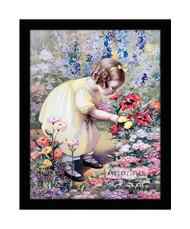 Poppy Love - Framed Art Print