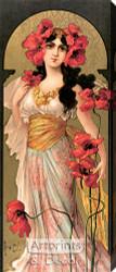 Lolita - Stretched Canvas Print