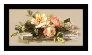 Flower Study - Framed Art Print