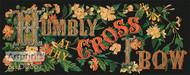 Humbly At Thy Cross I Bow - Art Print