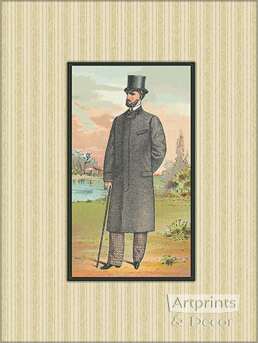 Mr Jacobs - Art Print