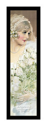 The Bride - Framed Art Print