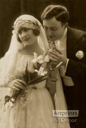 Wedding Photo - Art Print