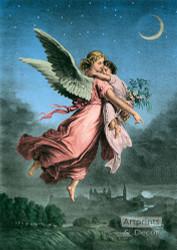 Angel - Art Print