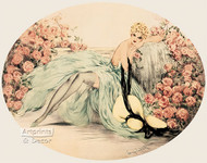 La Belle Rose - Art Print