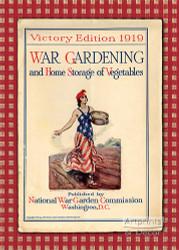 War Gardening - Art Print