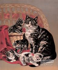 A Mother's Bliss - Art Print
