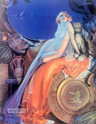 Cleopatra by Rolf Armstrong - Art Print
