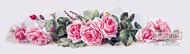La France Roses by Paul de Longpre - Art Print