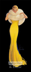 Dazzling by Rolf Armstrong - Art Print
