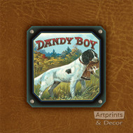 Dandy Boy Bird Dog - Art Print