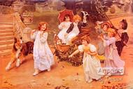 The Procession by Arthur J. Elsley  - Art Print