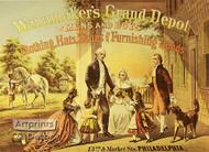The Grand Depot - Art Print