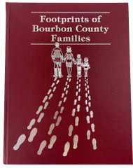 Footprints of Bourbon County (Fort Scott, Kansas) Families Book