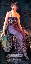 Diana by Charles Allan Gilbert - Art Print