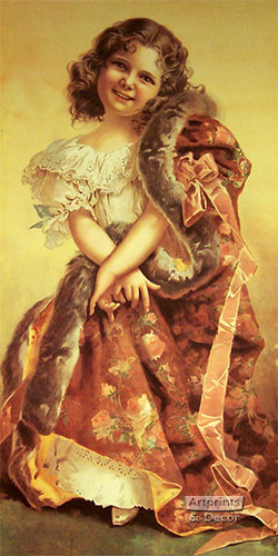 Ready for the Opera - Art Print