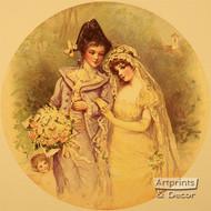 Wedding Attendants - Art Print