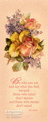 Be Who You Are - Art Print