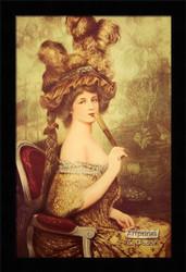 A Fine Lady - Framed Art Print*