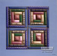 Squares of Squares - Art Print