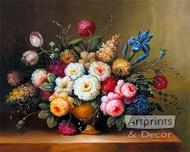 Garden Bouquet - Art Print