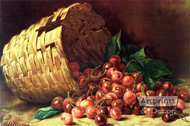Cherries by H.D. Marsh - Art Print