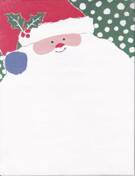 Jolly Santa Christmas Stationery Printer Paper