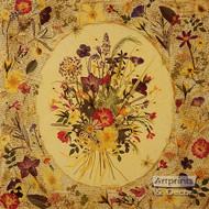 Botanical Collage - Framed Art Print