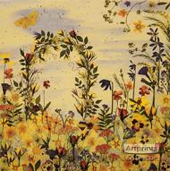 Artistry in Bloom - Framed Art Print