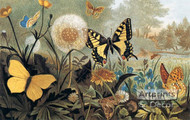 Butterfly Dreams - Art Print^