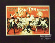Bon-Ton - Framed Art Print