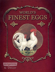French Hens (World's Finest Eggs)