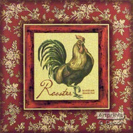 Cock of the walk/ Mr. Rooster