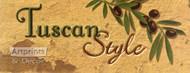 Tuscan Style - Art Print^