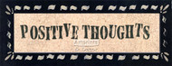 Positive Thoughts - Art Print^